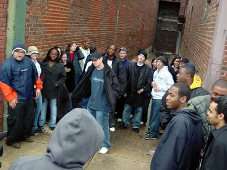 8 Mile Auditions